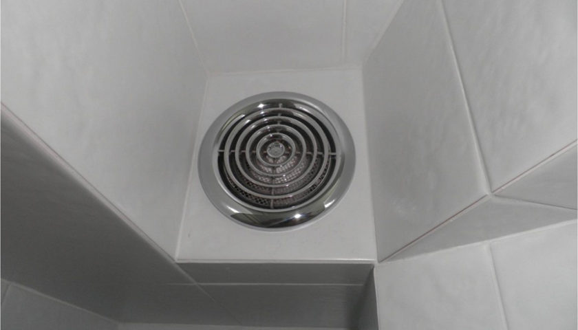 Вытяжка для ванной комнаты — все за и ни одного против!