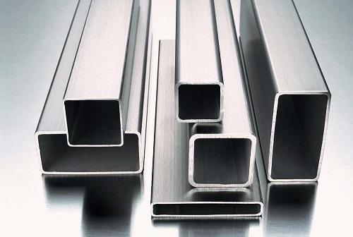 Квадратная алюминиевые трубы