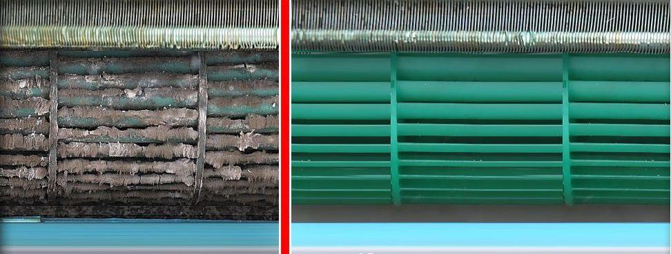 роторные фильтры кондиционера