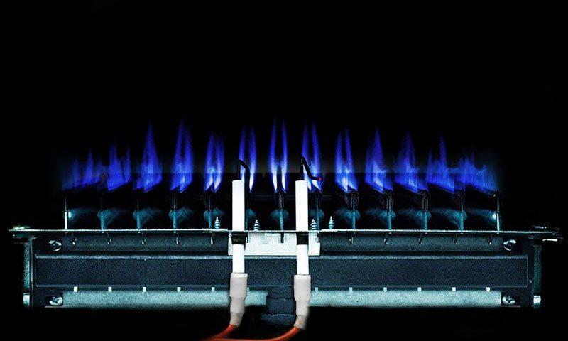 Как настроить горелку для газового котла?