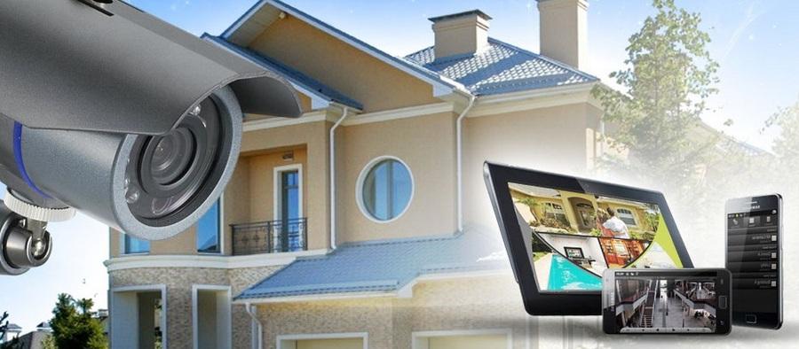 системы видеонаблюдения и охранной сигнализации