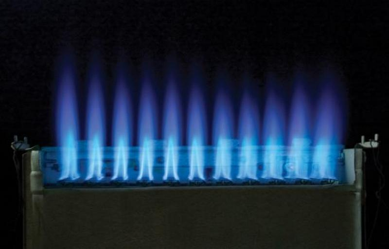 Газовая горелка без пламени
