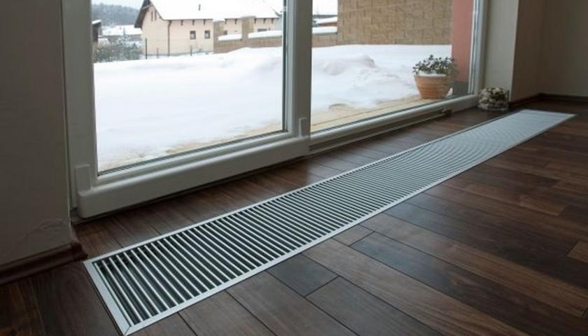 Как правильно организовать вентиляцию деревянного пола в доме