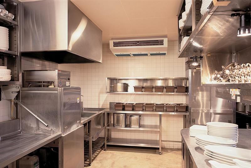 напольно потолочный кондиционер для кухни