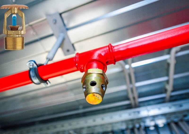 устройство системы пожаротушения