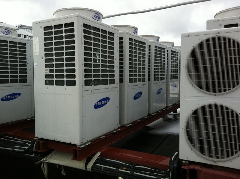центральные системы кондиционирования воздуха