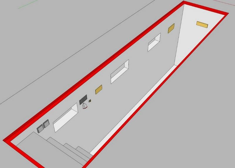 вентиляция ямы гаража схема