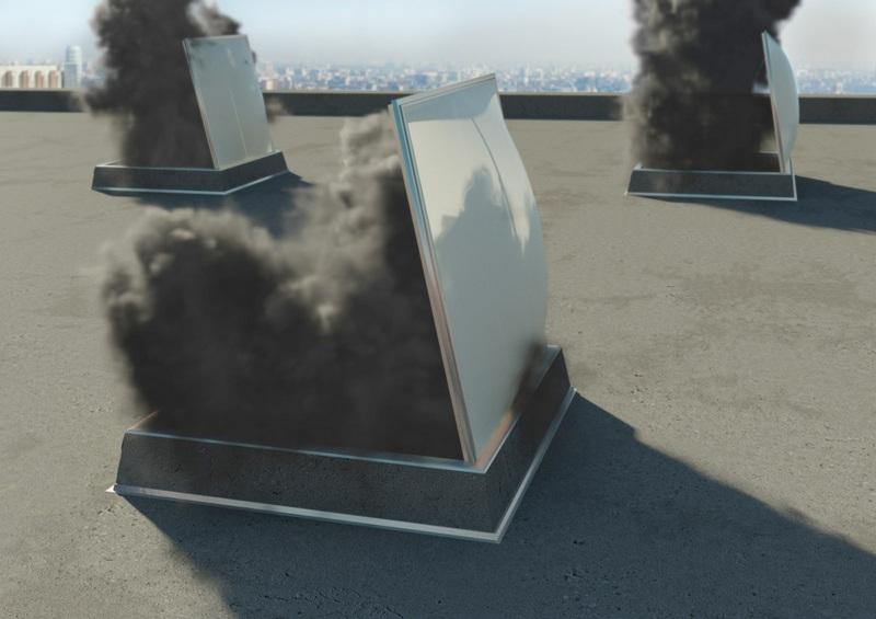 обслуживание систем дымоудаления