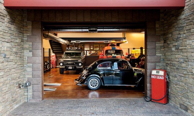 Расчет вентиляции частного гаража