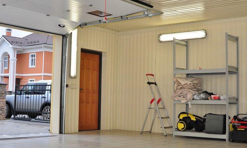 Основные схемы вентиляции гаража