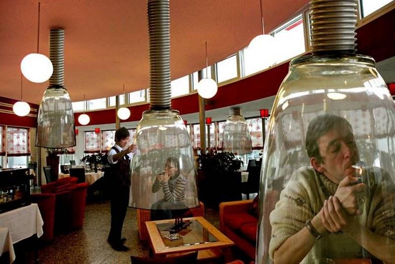 вентиляция в кафе