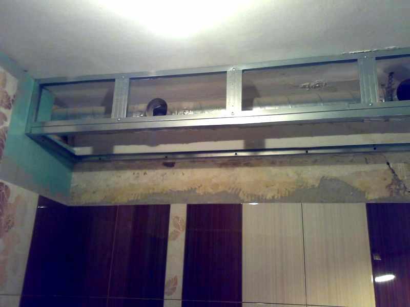 организация принудительной вентиляция в ванной