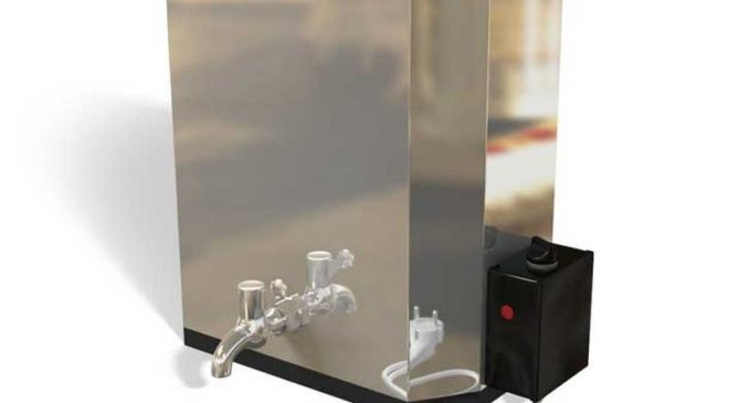 водонагреватель дачный