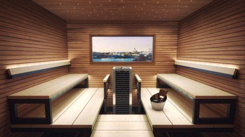Хорошая электропечь для сауны: виды нагревателей и преимущества