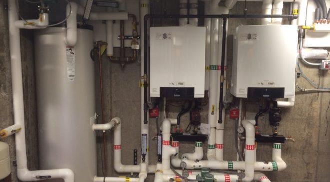 Выбираем газовый водонагреватель: поможет ли большой напольный бак?